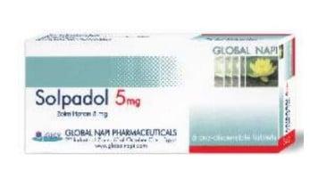 صورة: عبوة , دواء , أقراص سريعة الذوبان , لعلاج الصداع النصفي , سولبادول , Solpadol