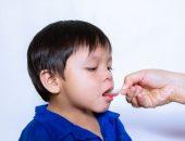 أدوية مذيبة للبلغم, الأطفال, صورة