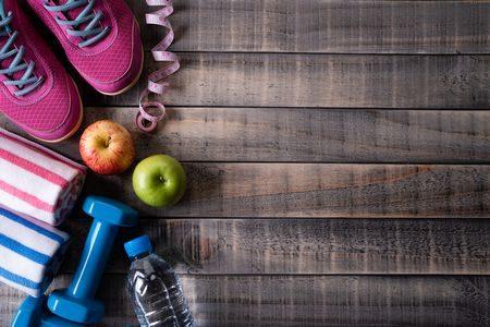 النظام الغذائي، ممارسة الرياضة ، الحمية الغذائية , صورة