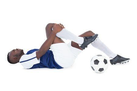 صورة , كرة القدم , الإصابات الرياضية , رجل , لاعب