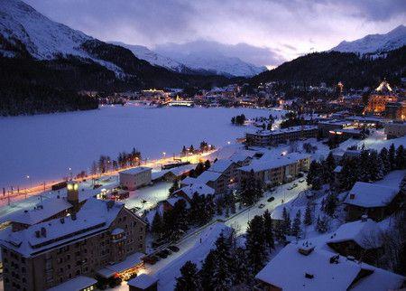 صورة , مدينة سانت موريتز , سويسرا