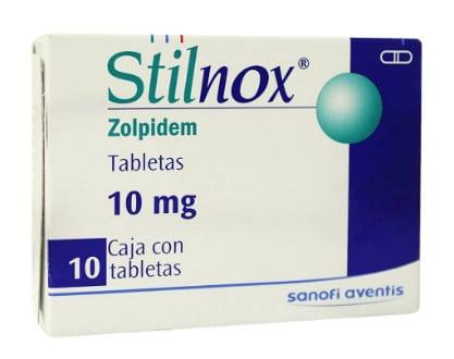 صورة , عبوة , دواء , أقراص , لعلاج الأرق , ستيلنوكس , Stilnox