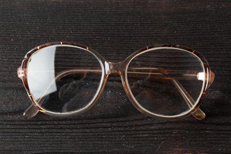 صورة , نظارة طبية , كسل العين