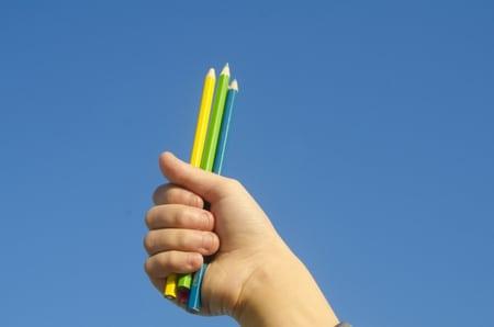 Student, exam,صورة،أقلام