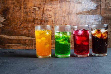 المشروبات السكرية , Sugary drinks , مشروبات غازية , صورة