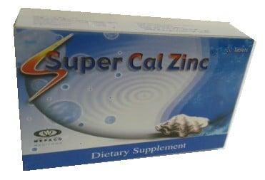 صورة , عبوة , دواء , أقراص , علاج الكساح , سوبر كال زنك , Super Cal Zinc