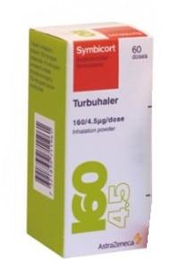 صورة , عبوة , دواء , لعلاج الربو , سيمبيكورت توربوهالر , Symbicort Turbuhaler