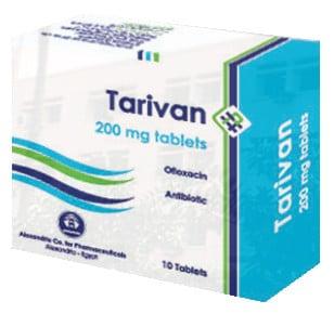 صورة, عبوة, أقراص, تاريفان, Tarivan