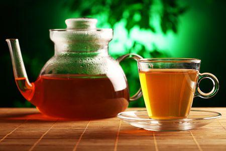 صورة , مشروب الشاي , عملية الديتوكس