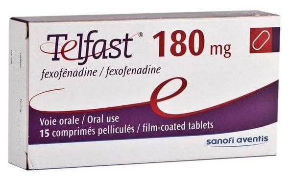 صورة , عبوة , دواء , أقراص , تلفاست , Telfast