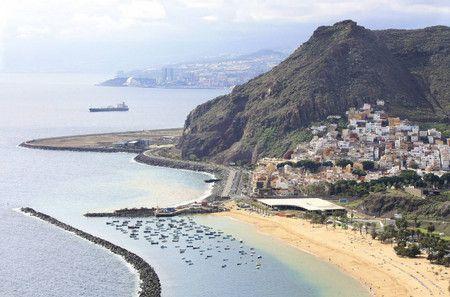 صورة , تينيريفي , أسبانيا , الشواطئ