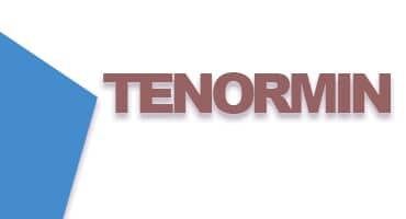 صورة,تصميم, تينورمين, Tenormin