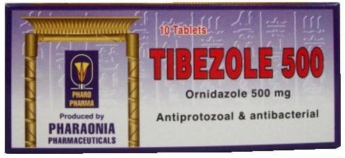 صورة, عبوة, تيبيزول, Tibezole