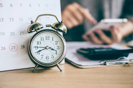 صورة , إدارة الوقت , تحقيق النجاح