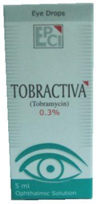 صورة, عبوة, توبرأكتيفا, Tobractiva