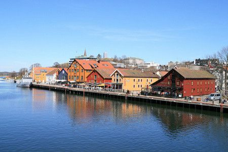 Tonsberg , مدينة تونسبيرغ , النرويج , صورة