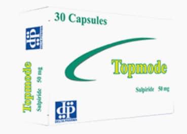 صورة,دواء, عبوة, توبمود, Topmode