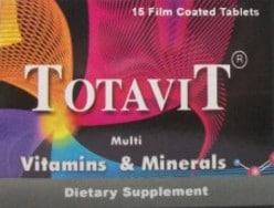 صورة, أقراص, توتافيت, Totavit