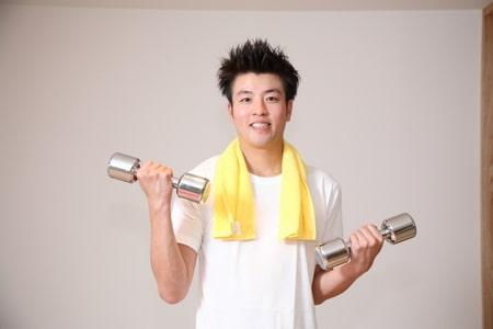 رياضة،تمارين،شاب،رجل،صورة