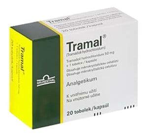 صورة , عبوة , دواء , كبسولات , مسكن لآلام الجهاز العصبي المركزي , ترامال , Tramal