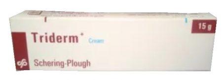 صورة , عبوة , دواء , كريم , مضاد حيوي , تريدرم , Triderm