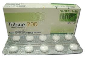 صورة: عبوة , دواء , ترايتون , Tritone