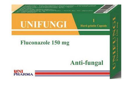 صورة , دواء , كبسولات , يونيفنجاي , Unifungi