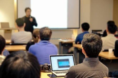 صورة , طلاب , الجامعة , المحاضرة , التدريب التعاوني