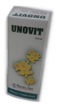 صورة,دواء,علاج, عبوة, أونوفيت , Unovit