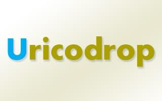 صورة, يوريكودروب , Uricodrop