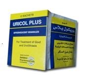 صورة , عبوة , دواء , يوريكول بلاس , Uricol Plus
