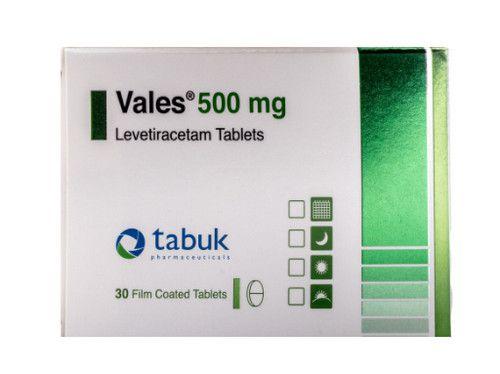 صورة , عبوة , دواء , لعلاج نوبات الصرع , فاليس , Vales