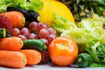 صورة , خضروات , مضادات طبيعية , فاكهة