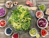 النظام الغذائي النباتي ، النباتيين ، الفيتامينات ، الأسماك ، البروتين ، مرضى السكري ، الأورام السرطانية