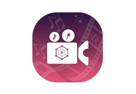صورة , تطبيق فيديو ميكر برو , Video Maker Pro