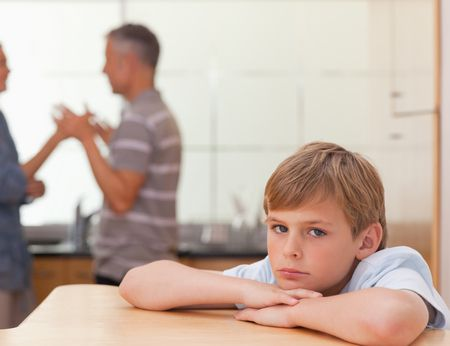 صورة , العنف , طفل , الخلافات الزوجية