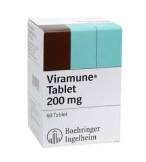 صورة,دواء,علاج, عبوة, فيراميون , Viramune