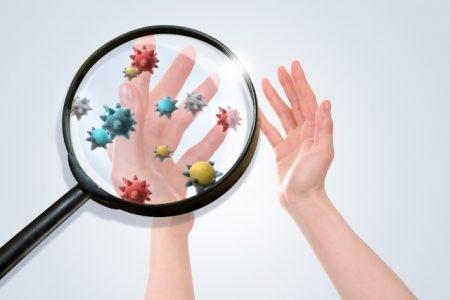 الفيروسات ، صورة ، Viruses