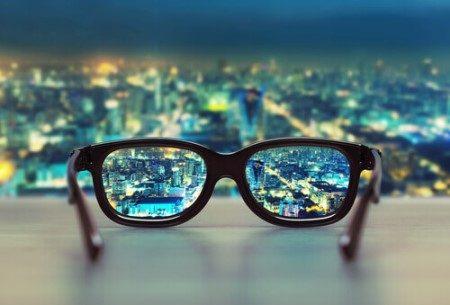 تصحيح النظر ، الليزك ، النظارة الطبية ، اعتلالات النظر