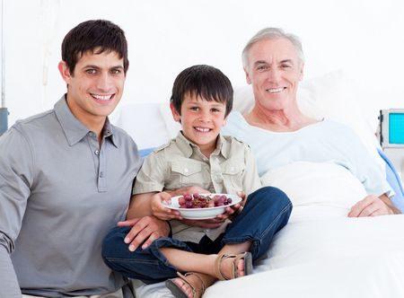 زيارة المريض, عبارات للمريض , الشفاء العاجل, Visiting , patient , صورة