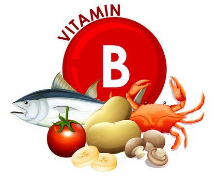 صورة , فيتامين B1 . فيتامين ب