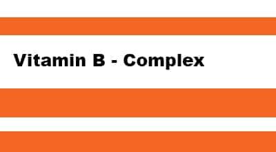 صورة,تصميم, فيتامين ب المركب, Vitamin B Complex