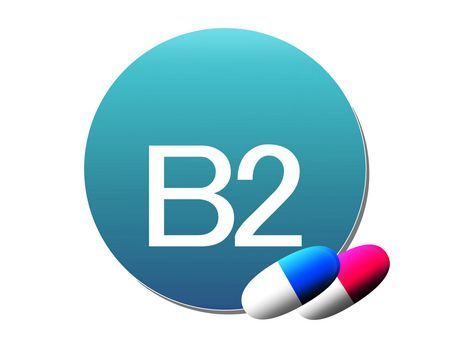 صورة ، Vitamin B2 ، فيتامين ب٢