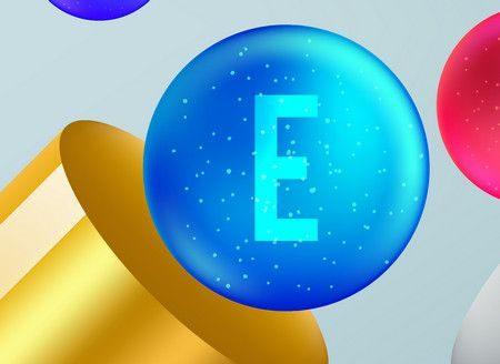 فيتامين هـ ، فيتامين E ، صورة ، Vitamin E