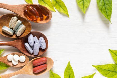 صورة , الفيتامينات , المكملات الغذائية