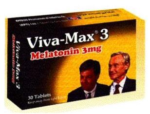 صورة , عبوة , دواء , أقراص , محاربة أعراض الشيخوخة , فيفا ماكس 3 , Viva-Max3