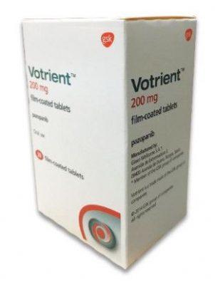 صورة, عبوة, دواء , فوترينت , Votrient