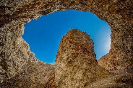 كهف وادي سنور ، مصر ، كنوز سياحية ، الرومان ، الوجهات السياحية