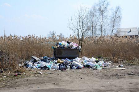 صورة , النفايات , البيئة , التلوث