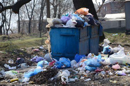 صورة , النفايات , المخلفات , صحة الإنسان
